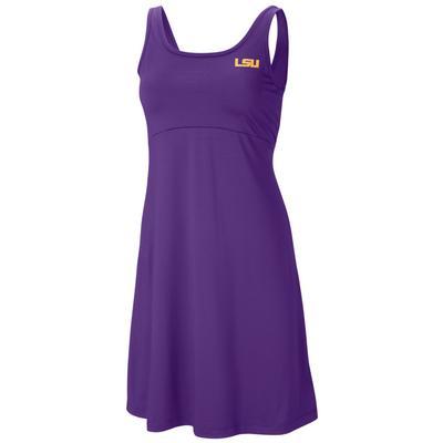 LSU Columbia Women's Freezer Dress
