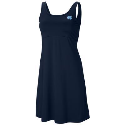 UNC Columbia Women's Freezer Dress
