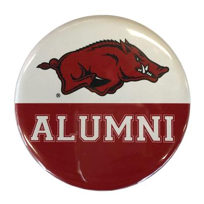 Arkansas Alumni Button