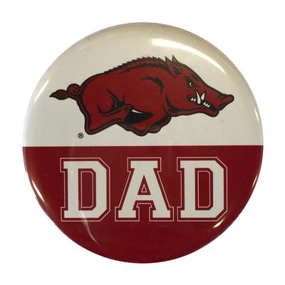 Arkansas Dad Button