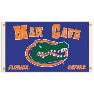 Florida Man Cave 3' X 5' House Flag