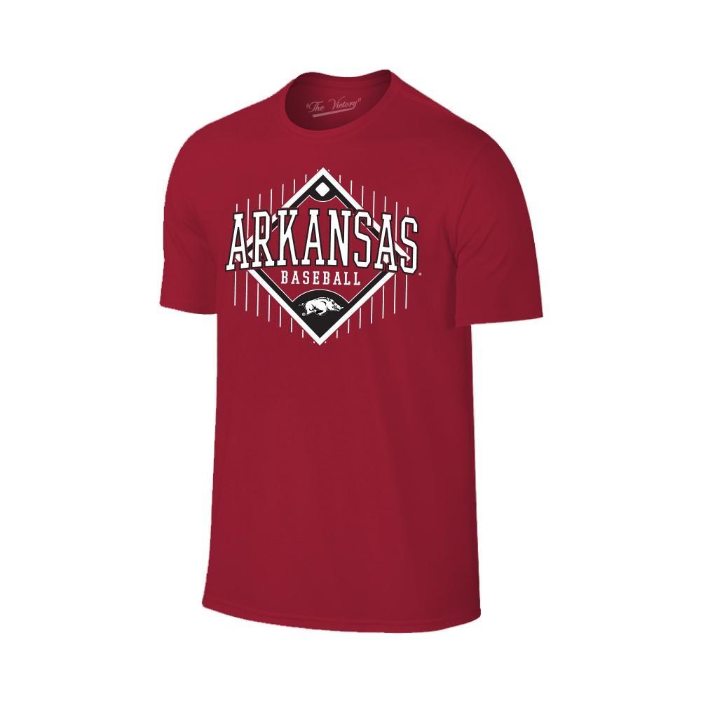 Arkansas Baseball Short Sleeve T Shirt