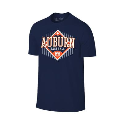 Auburn Baseball Short Sleeve T Shirt
