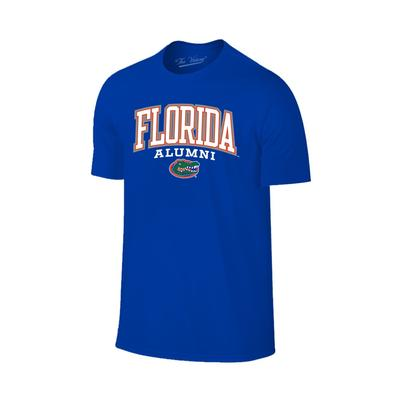 Florida Womens Lined Arch Alumni Tee Shirt
