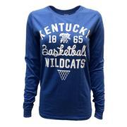 Kentucky Basketball Women's L/S Shirt
