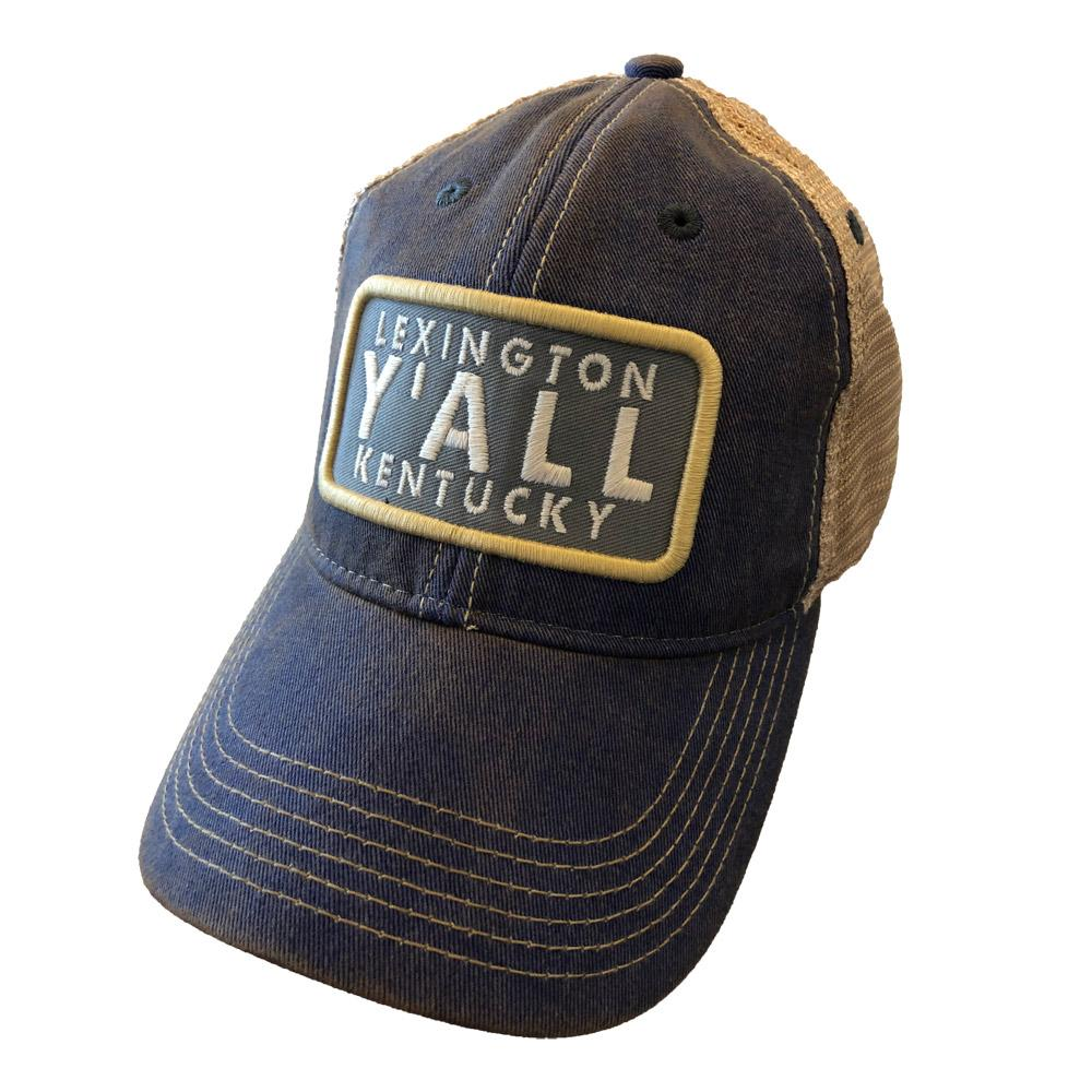Kentucky Y ' All Mesh Trucker Hat