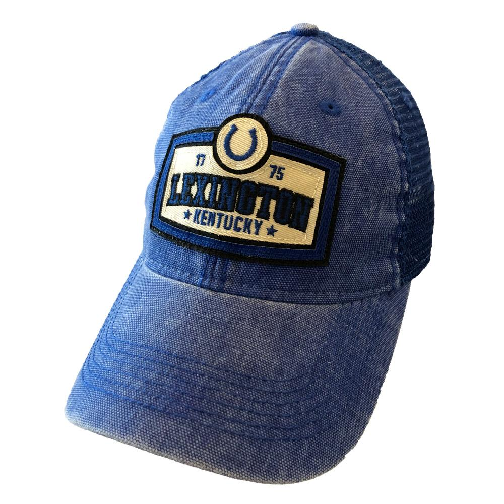 Kentucky Legacy Mesh Trucker Patch Hat