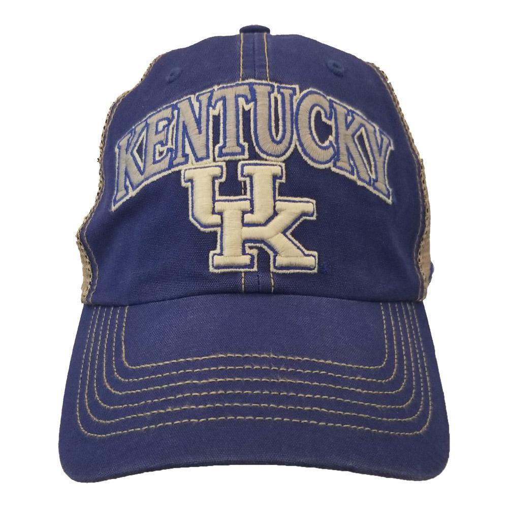 Kentucky Arch Mesh Trucker Hat