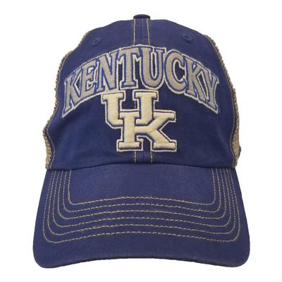 Kentucky Arch Mesh Trucker Hat