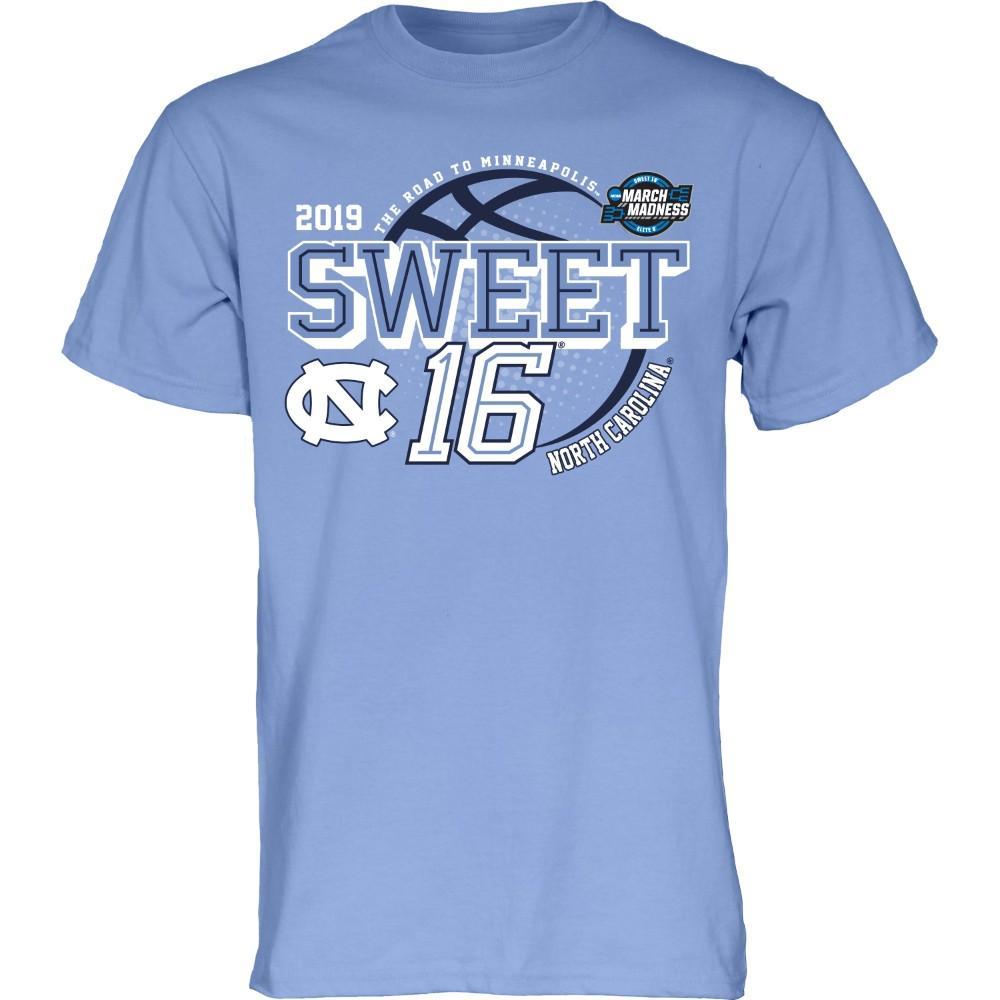 Unc 2019 Sweet 16 Bound T- Shirt