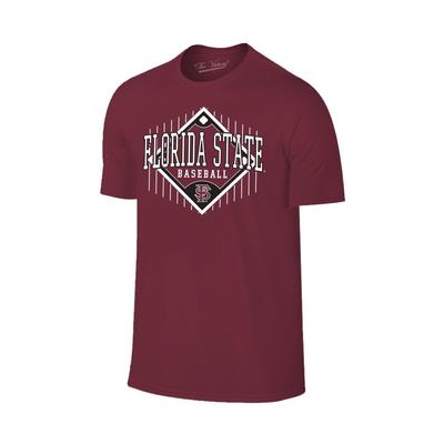 Florida State Baseball Field T Shirt