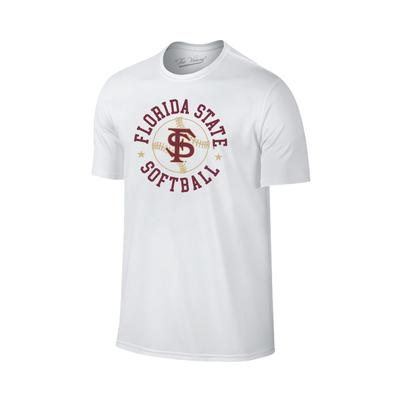 Florida State Softball Short Sleeve T Shirt
