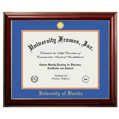 Florida Classic Diploma Frame