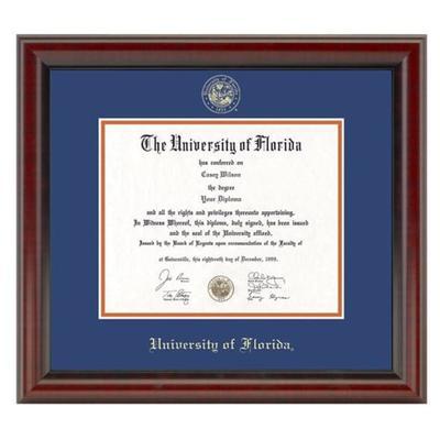 Florida Mahogany Diploma Frame