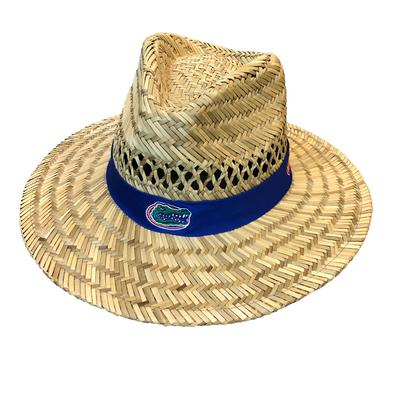 Florida Sun Shade 1 Fit Straw Hat