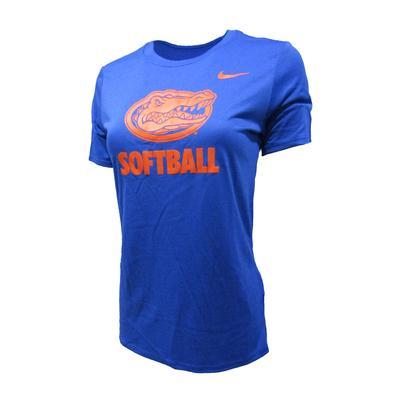 Florida Softball Women's Nike Dri-Fit Tee