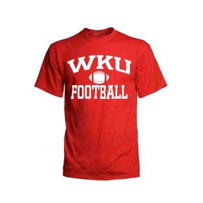 Western Kentucky Football Short Sleeve T Shirt