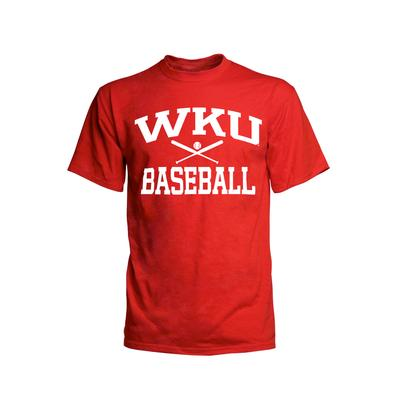Western Kentucky Baseball Short Sleeve Shirt