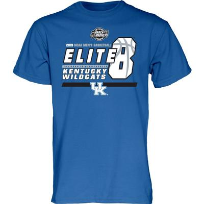 Kentucky 2019 Elite Eight T-Shirt