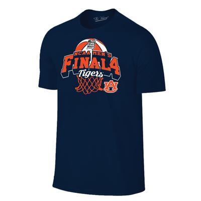 Auburn Tigers 2019 Final Four Youth Net Tee