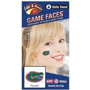 Florida Gators Logo Face Decals