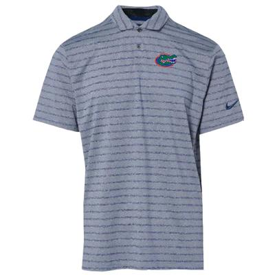 Florida Nike Golf Vapor Stripe Polo