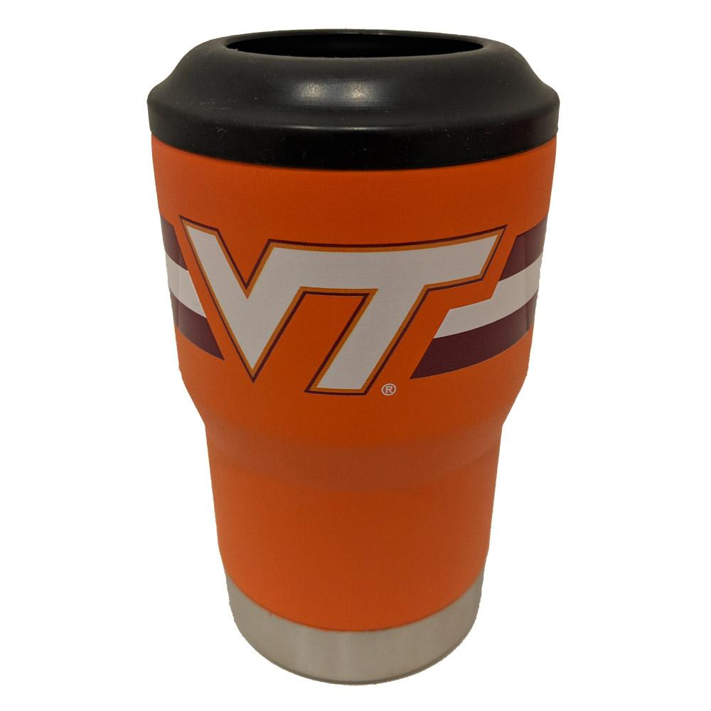 Virginia Tech Gametime Sidekicks Can/Bottle Holder/Tumbler