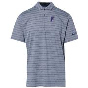 Florida Nike Golf F Vapor Stripe Polo