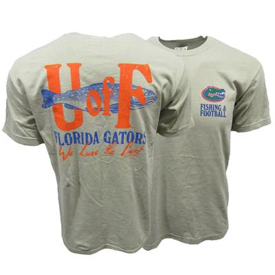 Florida We Lure The Best SS Comfort Color Tee