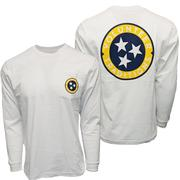 Volunteer Traditions Tennessee Tri- Star Long Sleeve Tee