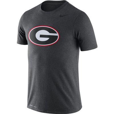 Georgia Nike Dri-FIT Legend Logo Tee
