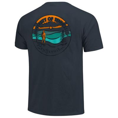 Tennessee Comfort Colors Explore T-Shirt DENIM