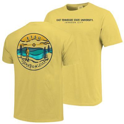 ETSU Comfort Colors Explore T-Shirt
