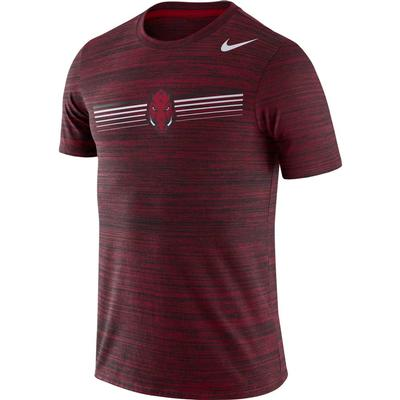 Arkansas Nike Dri-FIT Legend Velocity Tee