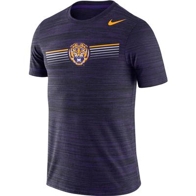LSU Nike Dri-FIT Legend Velocity Tee