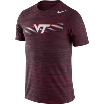 Virginia Tech Nike Dri-FIT Legend Velocity Tee