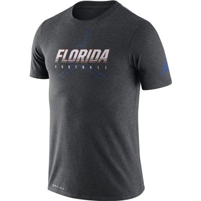 Florida Jordan Brand Dri-FIT Cotton Facility Tee