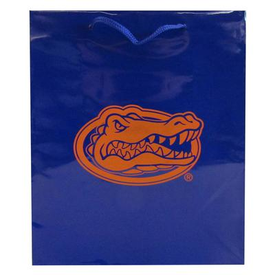 Florida Gator Logo Gift Bag