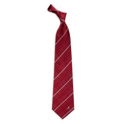 Alabama Oxford Woven Tie