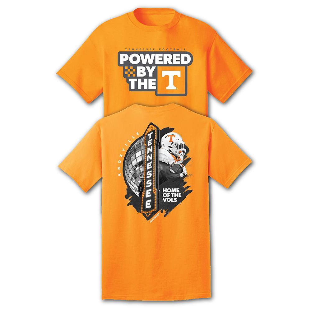 2019 Tennessee Football Official T- Shirt
