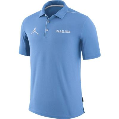 UNC Jordan Brand Dri-FIT Team Issue Polo