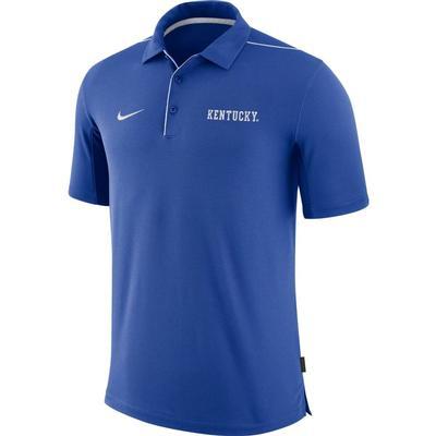 Kentucky Nike Dri-FIT Team Issue Polo