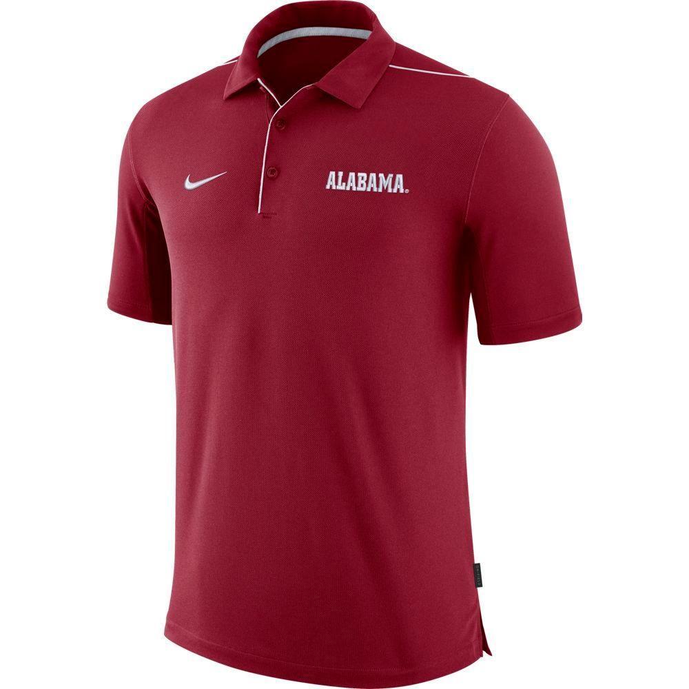 Alabama Nike Dri- Fit Team Issue Polo