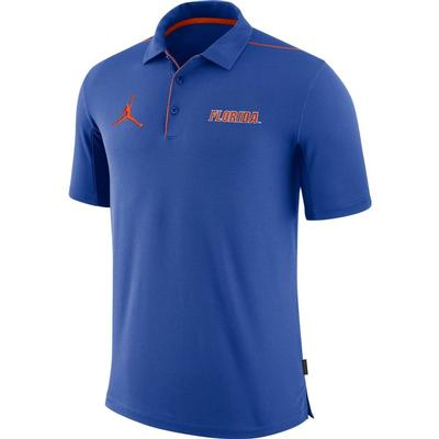 Florida Jordan Brand Dri-FIT Team Issue Polo