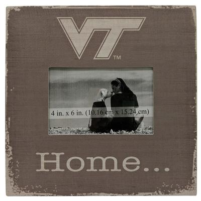 Virginia Tech 10x10 Home Picture Frame