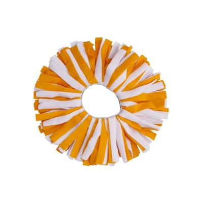Orange and White Classic Pomchie