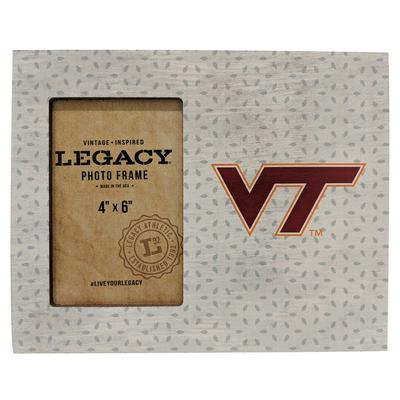 Virginia Tech Legacy Side Picture Frame
