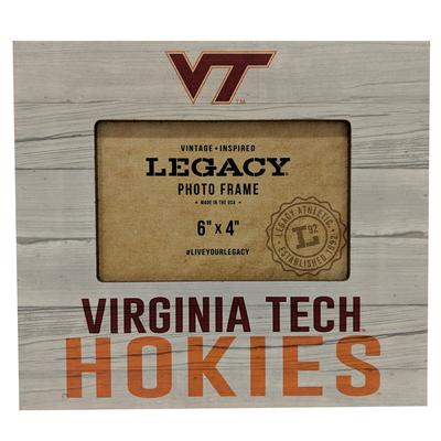 Virginia Tech Legacy Stack Picture Frame