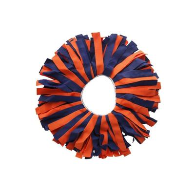 Navy and Orange Classic Pomchie