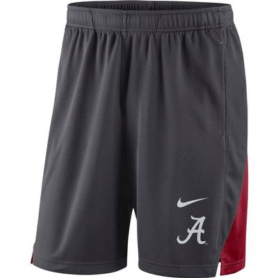 Alabama Nike Franchise Shorts ANTHRACITE